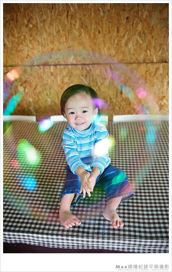 兒童寫真 泡泡 泡中泡 氣球