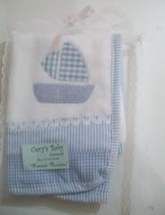 Fraldinha de boca (Cecys Baby) Tags: de porta beb nenm bolsa almofada bero segura maternidade lenol amamentao protetor lembrancinha edredom fralda fraldinha enxoval