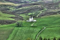 Corgarff Castle (elementalPaul) Tags: green castle landscape scotland aberdeenshire pentax tripod hdr moorland strathdon corgarff photomatixpro 5xp scottishcastle corgarffcastle k10d pentaxk10d cockbridge pentaxda50135mmf28