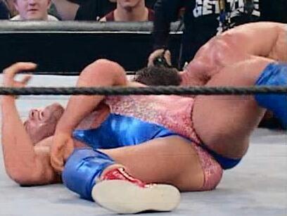 Kurt Angle Naked 14