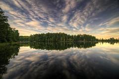 Symmetrical Island