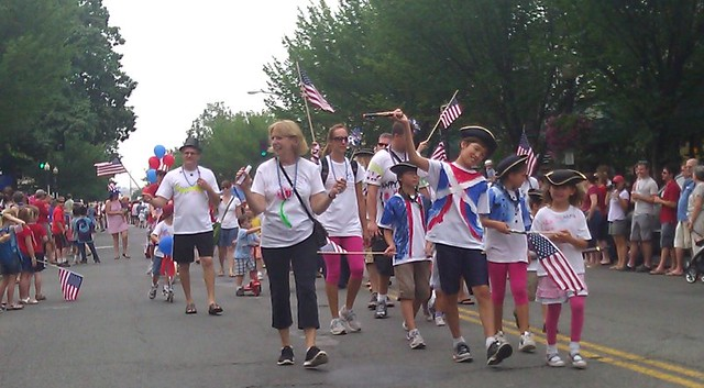4th of July Parade, Capitol Hill