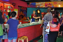 Ripley's Wax Zone (RipleysNiagara) Tags: family children hand year creative tourist falls days souvenir entertainment 365 interactive distance attraction proximity open niagara falls year close walking top hand entertainment round hotels shop leading replica wheelchair experience parking unique attraction wax gift mold accessible