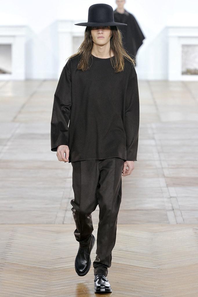 Marcel Castenmiller3233_FW11_Paris_Dior Homme(VOGUEcom)