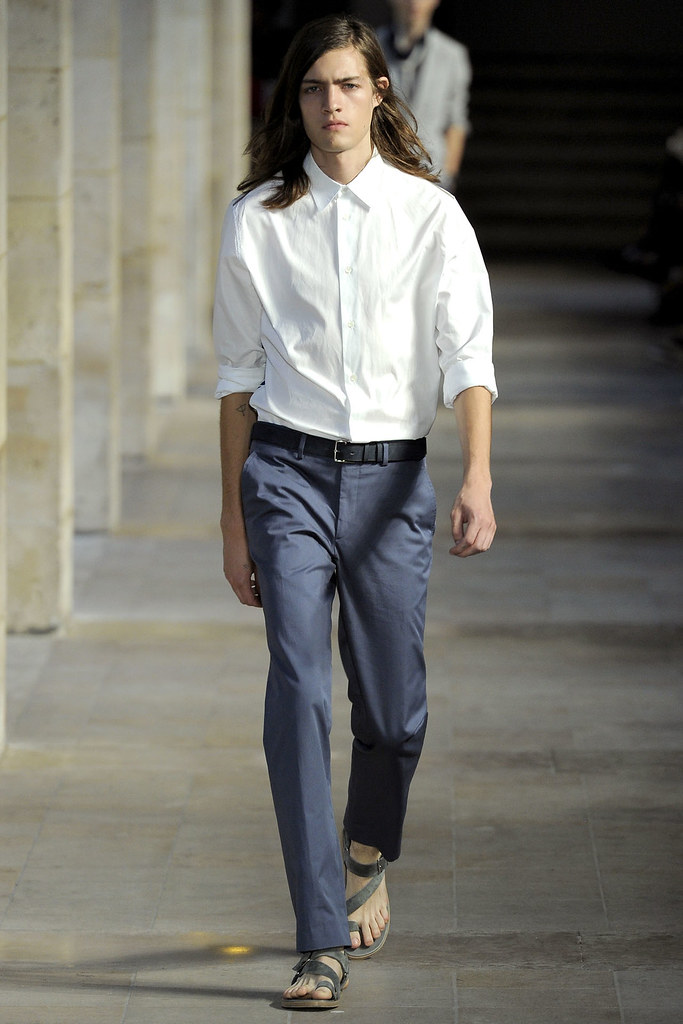 Marcel Castenmiller3299_SS12 Paris Hermes(VOGUEcom)