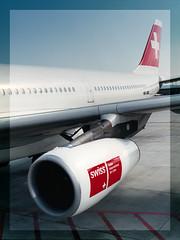 SWISS iPad wallpaper 3 (SwissIntlAirLines) Tags: wallpaper apple airplane swiss aircraft zurich airbus matterhorn zürich flugzeug a330 a340 lx airtoair hintergrund ipad