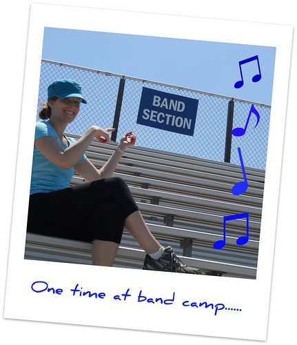 One time at band camp