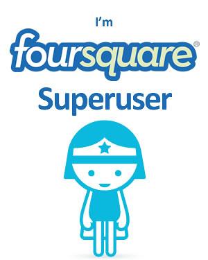 4sq Superuser