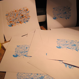 serigrafiando