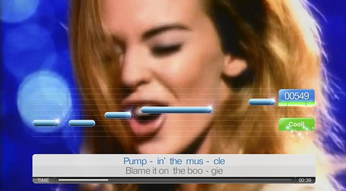 Kylie Minogue_Step Back In Time