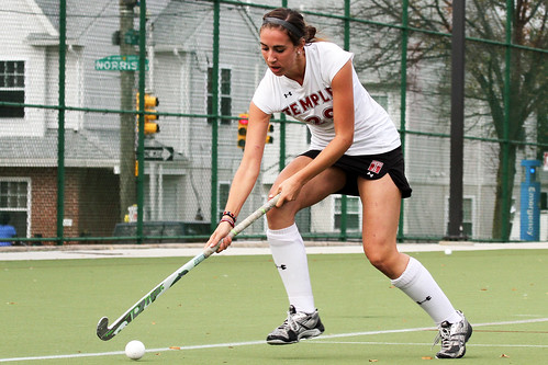Temple's #29 Sophomore Forward Lauren Hunt