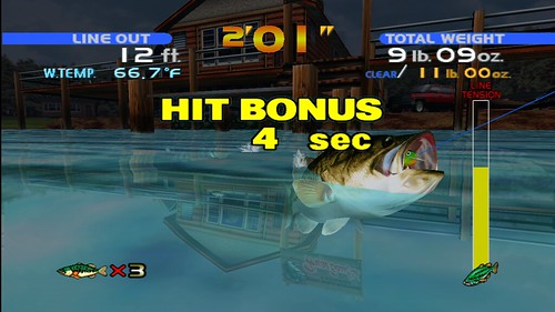 Bass Fishing & Space Channel 5 Part 2 Return on PSN & XBLA!