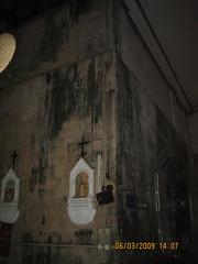 Walls (Leo Cloma) Tags: church philippines iglesia bohol visita maribojoc cloma
