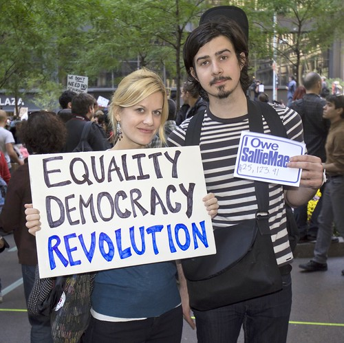 Occupy Wall Street - Student Loans