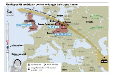 7d27 Escudo antimisiles iraníes Europa Le Monde