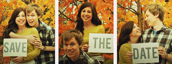 Omaha, Nebraska Wedding Planner save-the-date