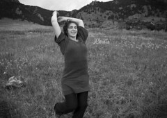 Dance (jchristie) Tags: blackandwhite woman field project women colorado documentary happiness boulder health anorexia strength illness confidence overcome bulimia overcoming jessicachristiephotography