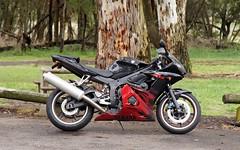 Yamaha YZF-R6 (Stefan Jrgensen) Tags: sony australia motorbike motorcycle yamaha dslr yzf r6 2011 yzfr6 a700