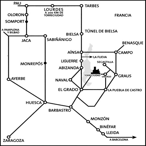 Mapa Esquematico