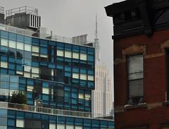 As centuries go by (Surrealplaces) Tags: new york city brooklyn newyork newyorkcity urban centralpark brookylnbridge skyline night gotham calgary