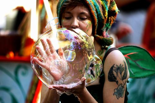 Planet Bubble