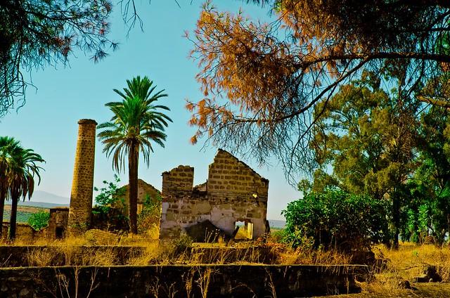 La Tortilla. Ruinas Mineras. 7