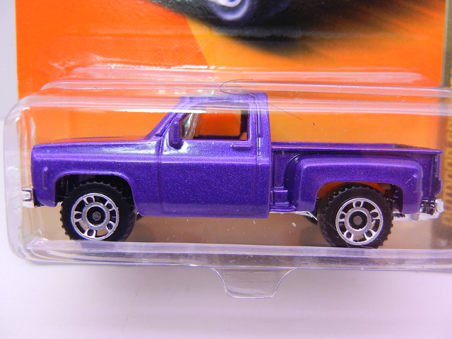 matchbox chevy stepside pickup purple (2)