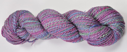 Merino/Silk - Nightfall colorway