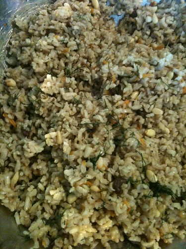 Basmati Rice Stuffing