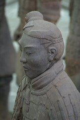 Terracotta warrior - Archer