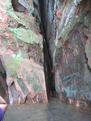 2011Apr_CBetz-RBetz_sea caves (University of Wisconsin Sea Grant/Water Resources ) Tags: kayaking lakesuperior apostleislands seacaves wisconsinseagrant