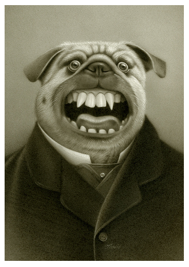 Travis Louie, Walter Pug
