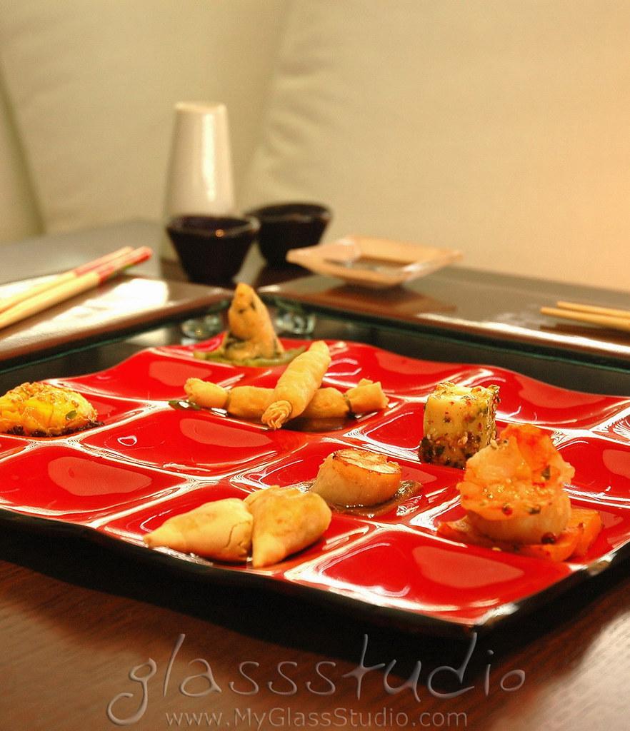 finger food platter