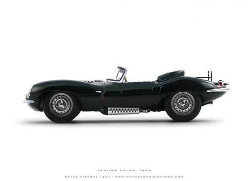 Jaguar 1956 XK-SS