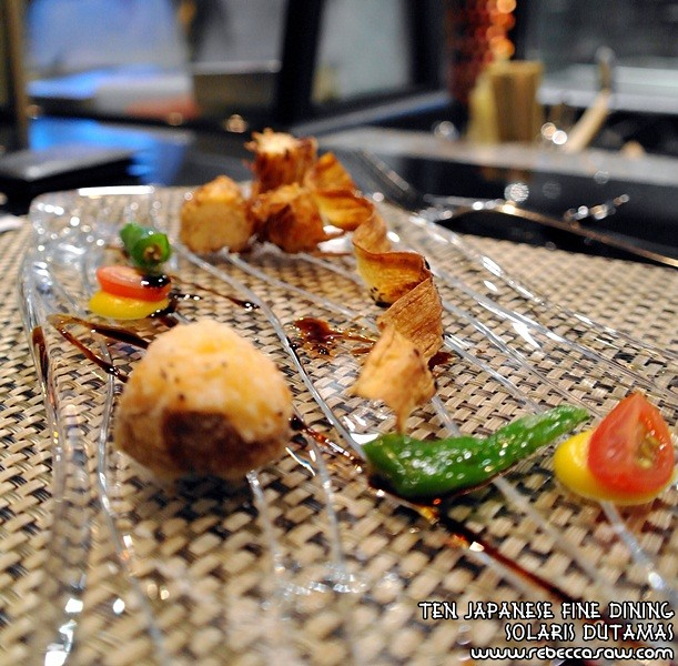 Ten Japanese Fine Dining, Solaris Dutamas-09
