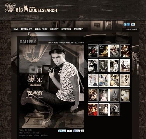 Solo Model Search