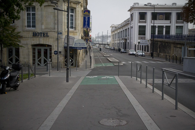 Bordeaux Cycle Track