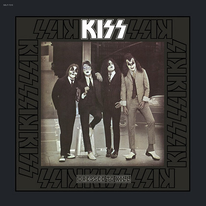 Kiss Dressed To Kill (1975)