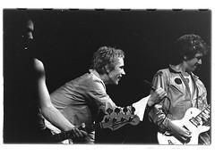 Sex Pistols i Norge, 1977 (Riksarkivet (National Archives of Norway)) Tags: 1977 trondheim sexpistols sidvicious johnnyrotten studentersamfundet