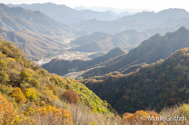 Valley of JianKou