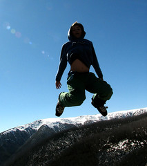 I can jump too (phunnyfotos) Tags: winter boy snow silhouette canon jump jumping australia victoria alpine vic leap canonpowershots2is leaping fallscreek canonpowershot northeastvictoria bogonghighplains kiewavalley spionkopje phunnyfotos mountspionkopje