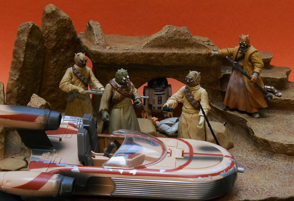 Star Wars: The Scavenging Sandpeople