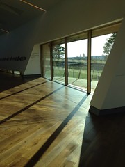 The light and airy interior of Firstsite