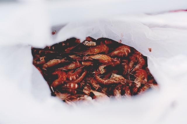 2011-07-17 - crevettes oostende
