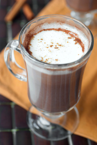 Pumpkin Spice Hot Cocoa