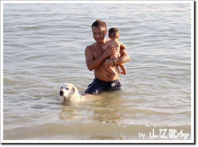 20111020墾丁小灣戲水IMG_5382