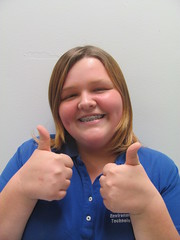October 2011 North Campus Student Of The Month - Makayla