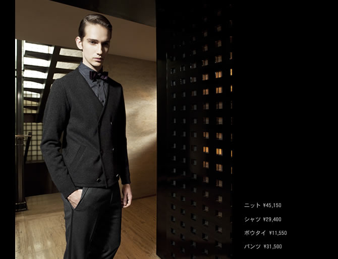 Walmir Birchler0087_LANVIN COLLECTION AW11 Catalog