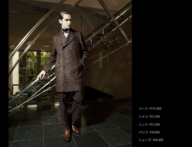 Walmir Birchler0089_LANVIN COLLECTION AW11 Catalog