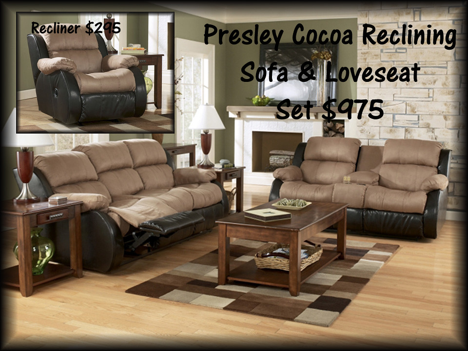 31501sofa&loveseat$975